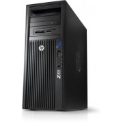 Workstation HP Z420, CPU Intel Xeon E5-1650 V2 3.50GHz-3.90GHz HEXA Core, 8GB DDR3 ECC, 500GB HDD, nVidia Quadro FX 580/512MB GDDR3
