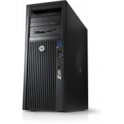 Workstation HP Z420, CPU Intel Xeon E5-1650 V2 3.50GHz-3.90GHz HEXA Core, 24GB DDR3 ECC, 500GB HDD + 1TB HDD, nVidia Quadro 2000/1GB GDDR5 128biti