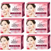 ALITE SKIN ESSENCE SOAP- FOR ACNE AND PIMPLES (COMBO OF 6 SOAPS OF 75 GMS EACH)