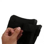 Electroprime® Black Garden Knee Protection Waterproof Gardening Kneepads with Strap