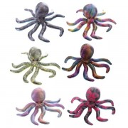 Octopus Design Large Sand Animal (1 Random Supplied)