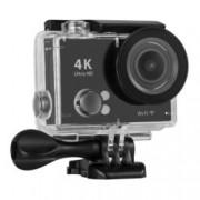 "Спортна Екшън камера Acme VR06, 4K Ultra HD(25FPS), 2.0"" (5.08 cm) LCD дисплей, 12 Mpix, Wi-Fi, microSD слот, micro HDMI, micro USB, водоустойчива"
