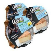Cakees Sweet Protein CAKEES Sweet Protein Cheesecake 450 g - Raspberry