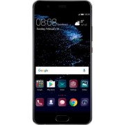 "Telefon Mobil Huawei P10, Procesor Octa-Core 2.4/1.8 GHz, IPS-NEO LCD capacitive touchscreen 5.1"", 4GB RAM, 64GB Flash, 12+20MP, Wi-Fi, 4G, Android (Negru) + Cartela SIM Orange PrePay, 6 euro credit, 6 GB internet 4G, 2,000 minute nationale si internation"