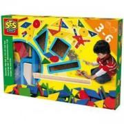 Детски креативен комплект за сглобяване, SES, 080170