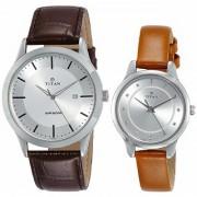 Titan Modern Bandhan Analog Silver Dial Unisex Watch- 15842481SL01