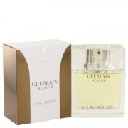 Guerlain Homme L'eau Boisee Eau De Toilette Spray 2.7 oz / 79.85 mL Men's Fragrance 524925