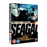 Steven Seagal Collection Driven To Kill The Keeper Born To Raise Hell