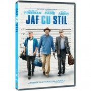 Going in style:Morgan Freeman - Jaf cu stil (CD)