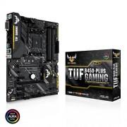 MB ASUS TUF B450-PLUS GAMING, AM4, AMD B450, 4 x DIMM