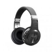 Casti Wireless Bluedio HT Bluetooth Stereo Microfon Raspuns apeluri Pliabile Aux Negru
