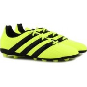 ADIDAS ACE 16.4 FXG J FOOTBALL/SOCCER For Men(Green)