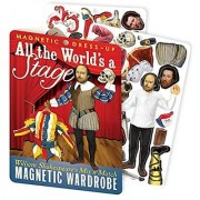 All the Worlds a Stage - William Shakespeare Magnetic Dress Up Doll Play Set