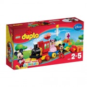 LEGO Duplo Mickey en Minnie verjaardagsoptocht 10597