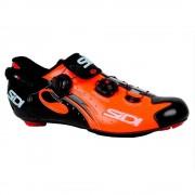 sidi Zapatillas ciclismo Sidi Wire Carbono Orange / Black