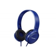 HEADPHONES, Panasonic RP-HF100E, Blue (6540013_3)
