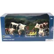 Set 7 figurine National Geographic Animalute de la ferma