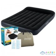 Intex: Queen Pillow Rest Classic Felfújható Matracágy Szett 152X203Cm (Intex, 64150)