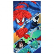 Marvel Spiderman handdoek 70 x 140 cm