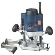 Freza electrica de taiat lemn Stern ER1020, 1020 W, Turatie de mers in gol 11500 - 34000 rot/min, Albastru