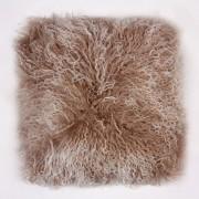 Perna cu piele de oaie LW Tibetan 50x50cm Velvet Shell CLTS50V-TSY