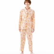 Bon Sommeil ぐっすり快適パジャマ北欧柄【QVC】40代・50代レディースファッション