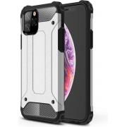 Mobigear Tough Armor Zilver iPhone 11 Pro Max