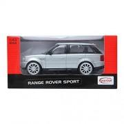 Rastar 1:43 Land Rover Sport Silver Scale Diecast Toy Car New