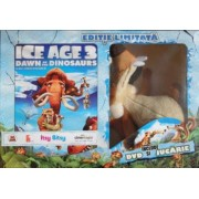 Ice age 3 Dawn of the dinosaurs Toy DVD 2009