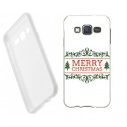 Husa Samsung Galaxy J5 J500 Silicon Gel Tpu Model Craciun Merry Christmas