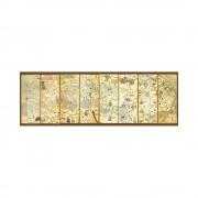 Educa Világtérkép, 1375 panoráma puzzle, 3000 darabos