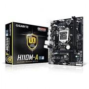 GIGABYTE LGA1151 Intel H110 Micro ATX DDR4 Motherboard GA-H110M-A