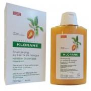 Klorane shampoo burro di mango 200 ml