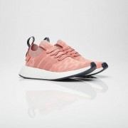 adidas nmd_r2 pk w Raw Pink/Raw Pink/Grey Three