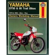 Haynes Vélos Yamaha DT50 et 80Trail (78 - 95) 0800