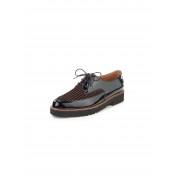 Paul Green Schnürer Paul Green mehrfarbig Damen 38,5 mehrfarbig