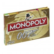 007 James Bond társasjáték- Monopoly - WM-MONO-007