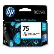 Hp 75 Tricolor Ink Cartridge (cb337wa)
