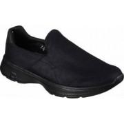 Pantofi sport barbati SKECHERS GO WALK 4 - REMARKABLE 54154-BBK Marimea 42.5