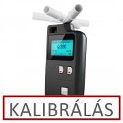 Alkohit X100 alkoholszonda kalibrálás