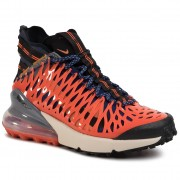 Обувки NIKE - Air Max 270 Ispa BQ1918 400 Blue Void/Black/Terra Orange