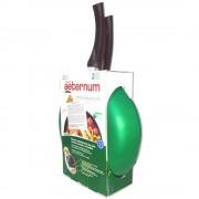 Set Tigai Bialetti Easy Color Verde 2 piese 24-28 cm