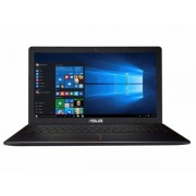 "Asus K550VX-DM026D Intel i5-6300HQ/15.6""FHD/8GB/256GB SSD/GF GTX 950M-2GB/DVD-RW/FreeDOS/Black-red"