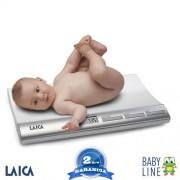 LAICA - BABY LINE - digitális baba mérleg
