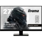 IIYAMA G2730HSU-B1 Gaming-LED-Monitor (1920 x 1080 Pixel, Full HD, 1 ms Reaktionszeit, 75 Hz), Energieeffizienzklasse A+