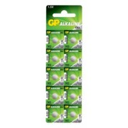 Baterii Alkaline LR41 tip buton 10 bucati AG3