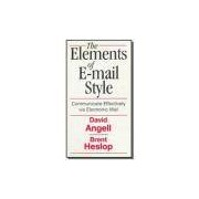 Elements Of E Mail Style