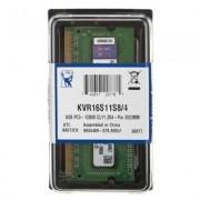Kingston DDR3 SODIMM 4GB/1600 CL11 Dostawa GRATIS. Nawet 400zł za opinię produktu!