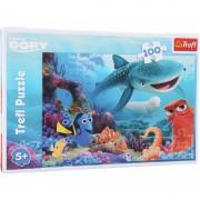Disney Finding Dory puzzel 100 stukjes