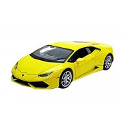 Lamborghini Huracan Yellow LP610-4 1/24 by Maisto 31509